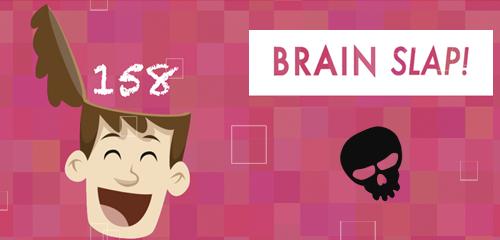 Brain Slap, a game by Sleepy Mouse Studios