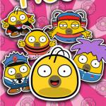 Hoju - Simpson-inspired game for mobile