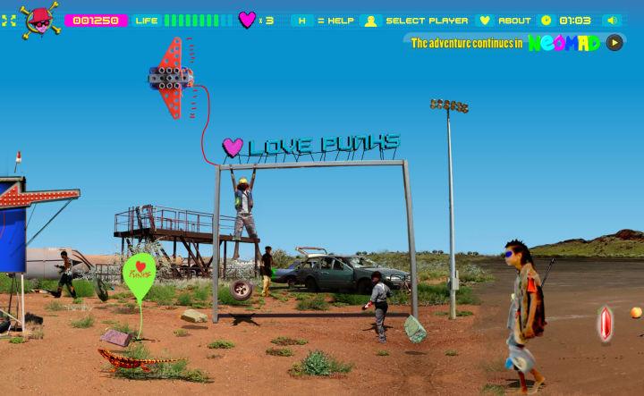 Love Punks, Yijala Yala Project