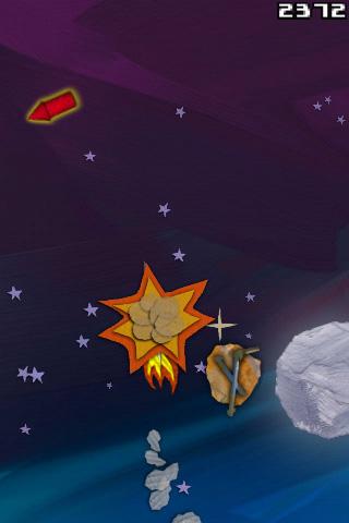 Space Crash - Rocket Hands