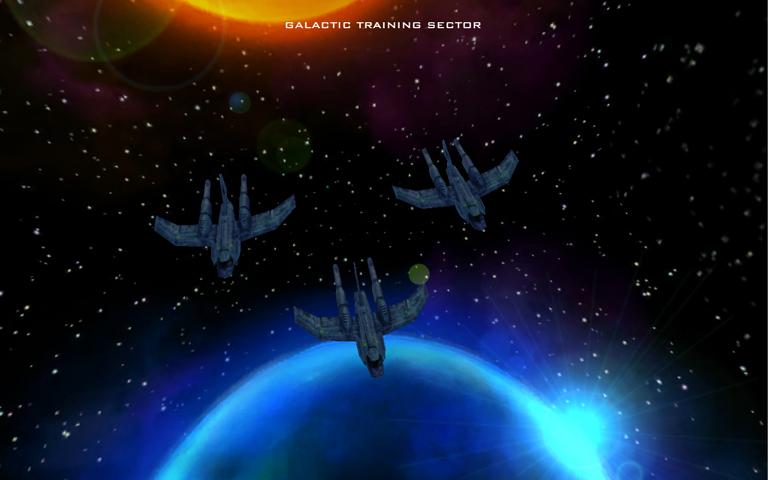 eZone - GalacticGunner (2009)