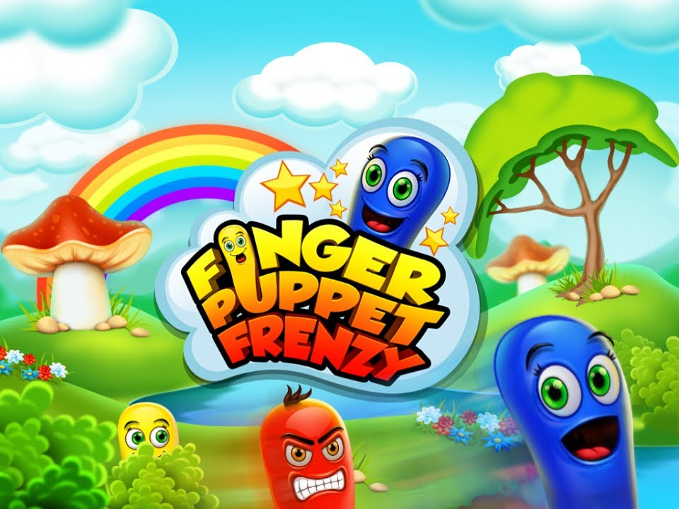 Finger Puppet Frenzy (2012) by Square Egg Games