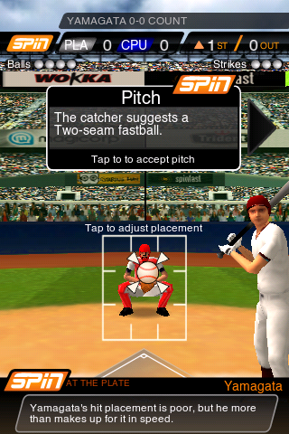 Spinfast Baseball (2009) by Spinfast