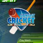 Spinfast Cricket (2008), Spinfast