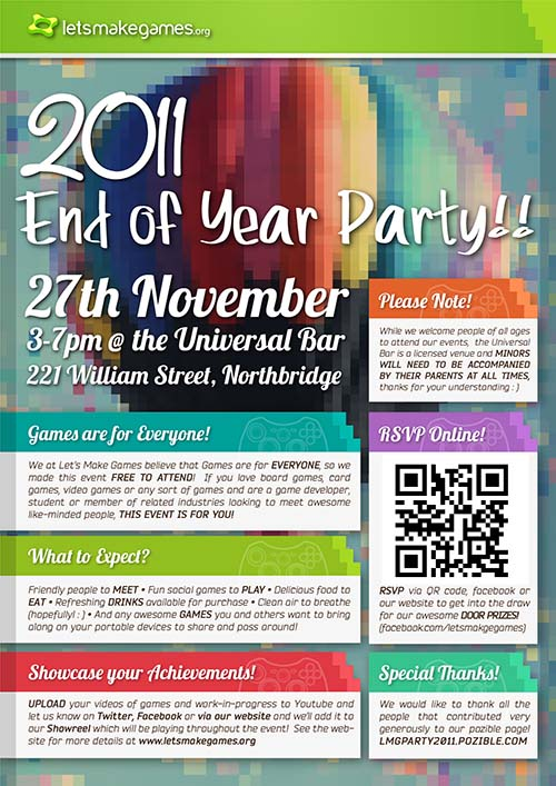 End of Year Party!