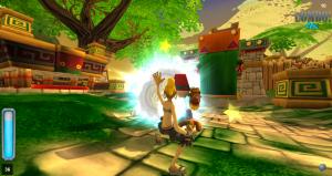 Tankya's Adventure: The Curse of Zoltar - Header Image