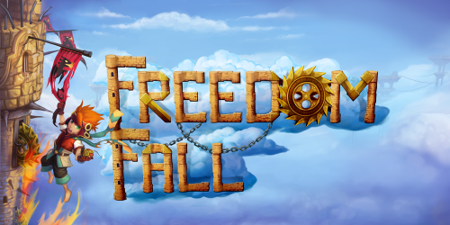 FreedomFallLogoGraphic