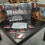 Thanks to Red Griffin Games for providing prizes for our local jammers.