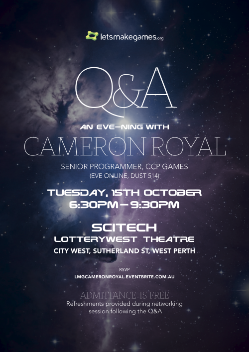 Q&A Poster