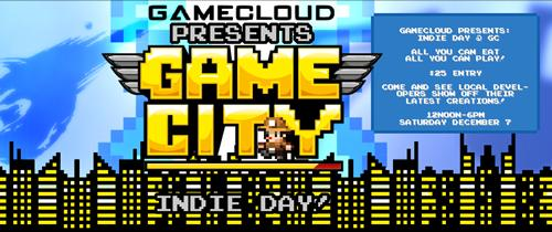 Game Cloud Event 'Game City' Banner