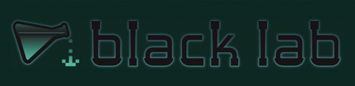 Studio logo: Black Lab Games