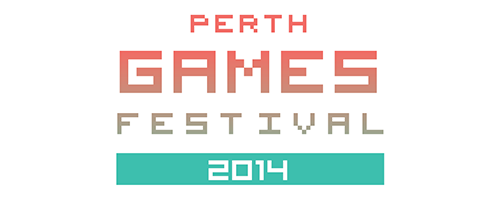 Perth Games Festival Logo