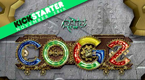 COGZ Kickstarter Banner