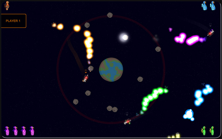 Rocketnauts Screenshot 2
