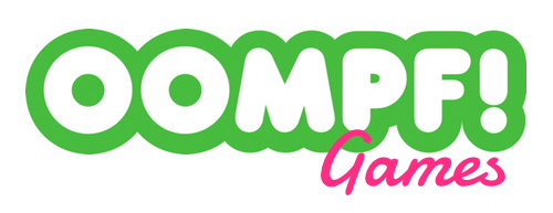 Oompf! Games Logo