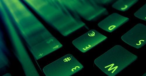 Banner Image - Computer Keyboard