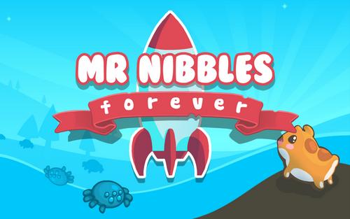 Mr Nibbles Forever Banner