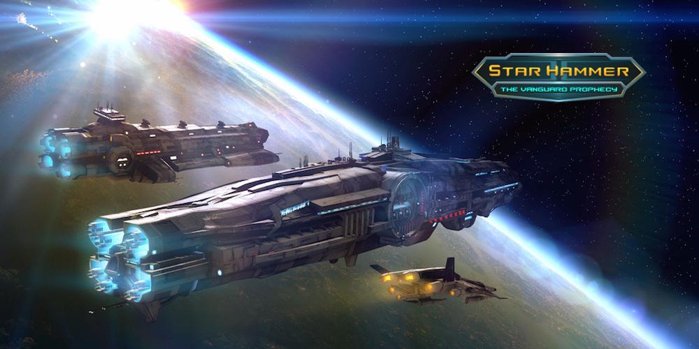 Star Hammer Vanguard Prophecy Banner