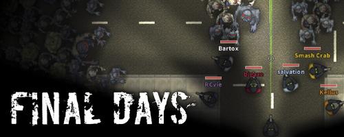 Final Days, +7 Software