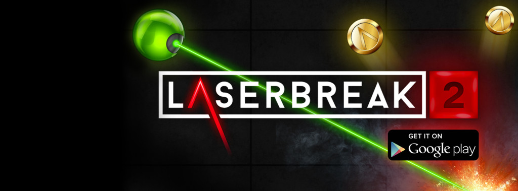 Laserbreak 2 - Puzzle game by Apex Creative
