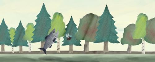 Super Salmon Migration - Bear Tooth Studios