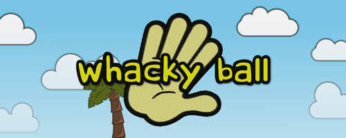 Whacky Ball Header
