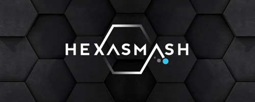 Hexasmash Banner - Apex Creative