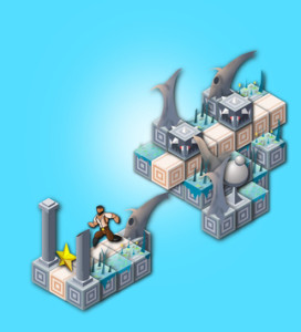 Jump Legends Screenshot (cropped)