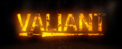 Text: Valiant, by Offpeak Games