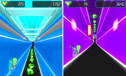 HyperDash Heroes Screenshot