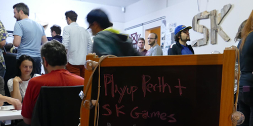 Playup at SK Games - The End of an Era