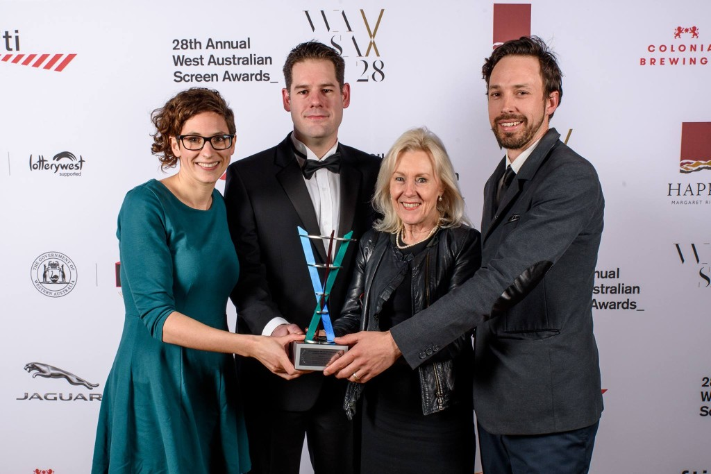 Periscope Pictures and Hungry Sky together for the WA Screen Awards