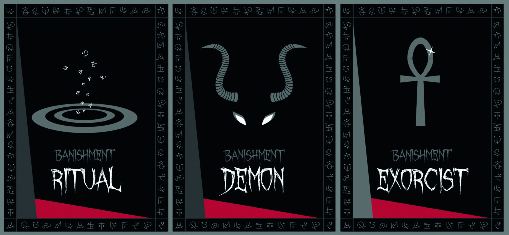 Banishment Card Game - Header