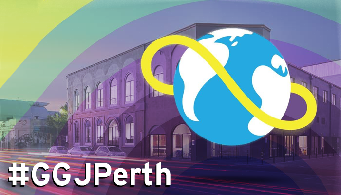 #GGJPerth (Global Game Jam Perth) at SAE Institute, Northbridge