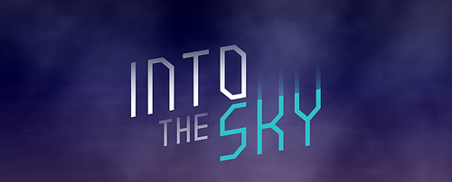 Banner: Into the Sky