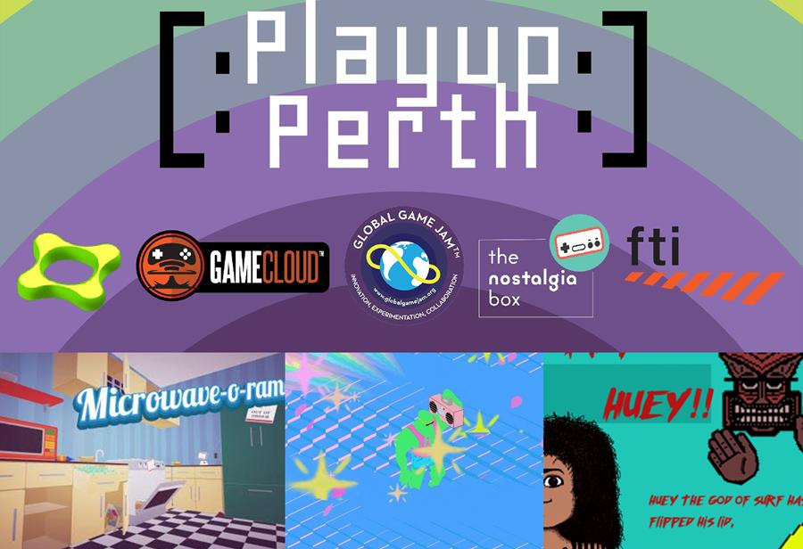 Playup Perth: GGJ Edition