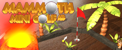 Header: Mammoth Mini Golf AR