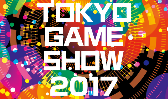 Image text reads: Tokyo Gam Show 2017