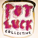 Logo Text reads: Pot Luck Collective