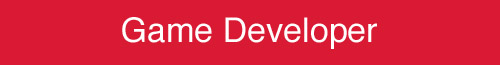 "Job title Text reads: ""Game Developer."" URL links to job posting"